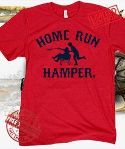 Home Run Hamper Shirt Boston Baseball