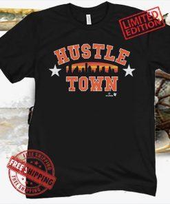 Hustle Town Shirt Houston League Baseball