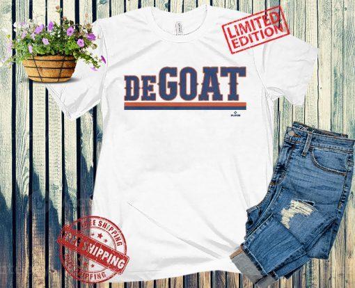 Jacob Degrom Degoat Baseball T-Shirt
