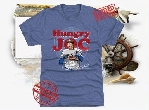 Joc Pederson Hungry Joc T-Shirt Los Angeles