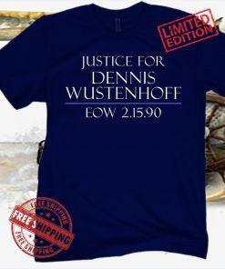 Justice for Dennis Wustenhoff Classic T-Shirt