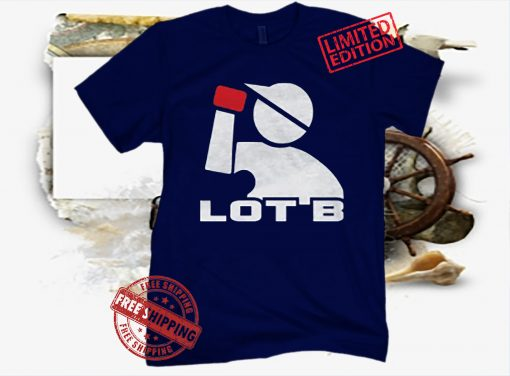LOT B II Tee Shirt Chicago sports