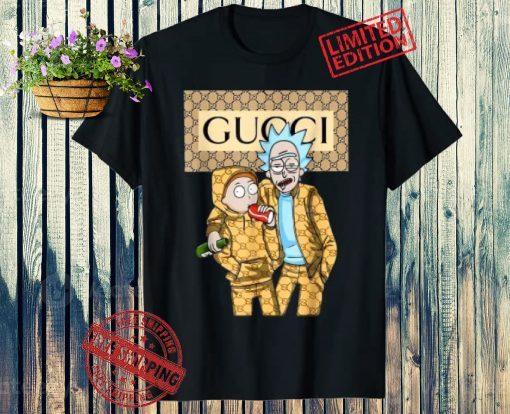 MO.R.T.Y GU.C.CI F.A.SHI.ON T-Shirt