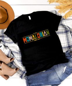 Momalorian Since 2021 The Mandalorian Baby Yoda shirt, Dis-ney Mom shirt, Best Mom shirt, Happy Mother Day, Gift For Mom, Movie Lover Shirt