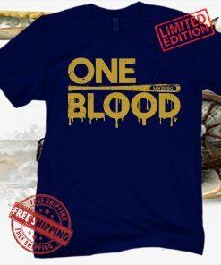 One Blood T-Shirt San Diego Club