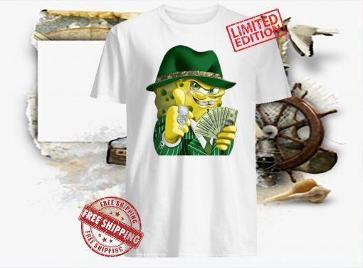 Poster Gangster Spongebob Shirt
