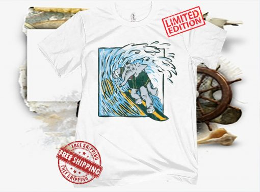 RIDE THE WAVE SHIRT