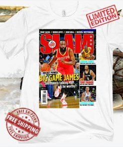 SLAM June 2015 James Harden - 2021 Shirt