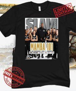 SLAM May June 2019 Kobe Bryant- 2021 T-Shirt