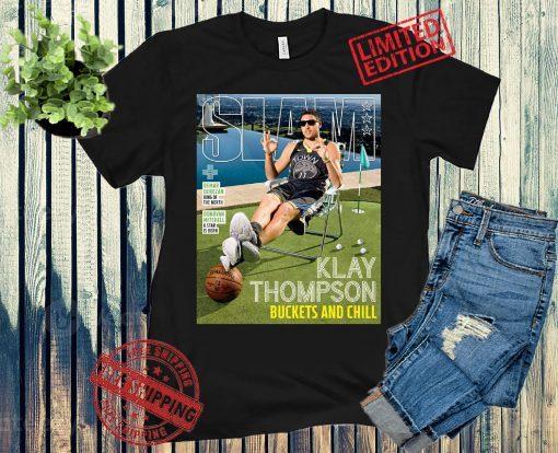 SLAM Posters Klay Thompson 2021 Shirt