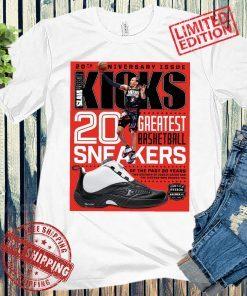 SLAM Presents KICKS 2021 Tee Shirt