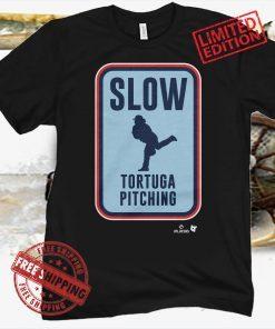 SLOW TORTUGA PITCHING SHIRT WILLIANS ASTUDILLO