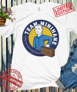 TEAM MINIHANE STEVE JARED TEE SHIRT