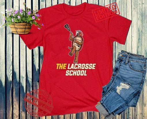 THE LACROSSE SCHOOL M TEE T-SHIRT