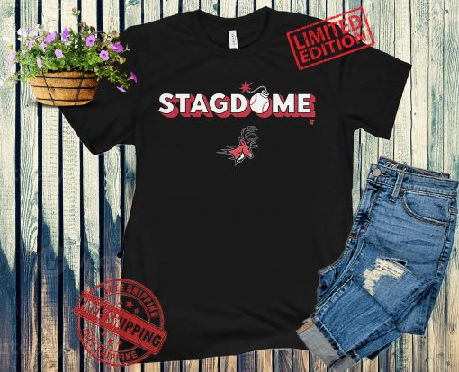 The Fairfield Stagdome Logo Shirts