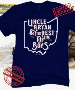 Uncle Bryan And The Rest Of The Boys Cleveland's T-Shirt