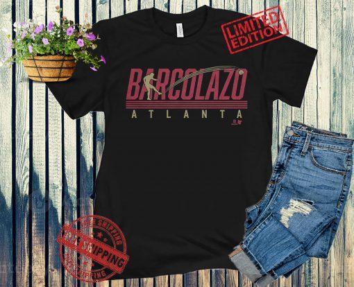 ALT Ezequiel Barco Barcolazo T-Shirts