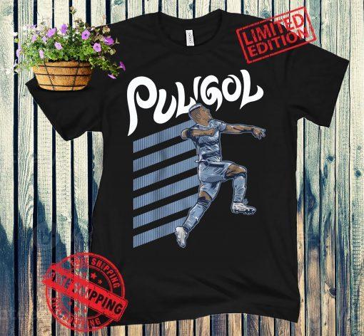 Alan Pulido Puligol Kansas City 2021 T-Shirt