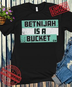 Betnijah Laney is a Bucket Official T-Shirts