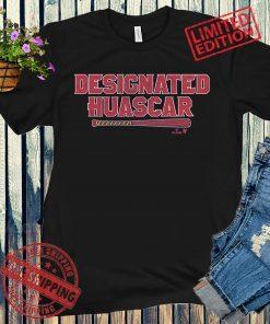 DESIGNATED HUASCAR T-SHIRT, Huascar Ynoa Atlanta