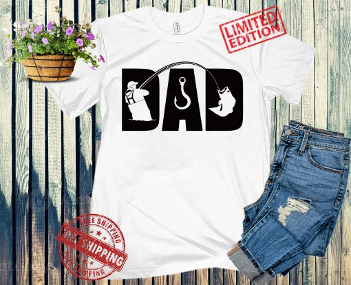 Dad Fishing Shirt, Father Day Shirt, Funny Dad Shirt, Dad Tee, Weekend Shirt, Cool Dad Shirt, Gift For Dad, New Dad Gift