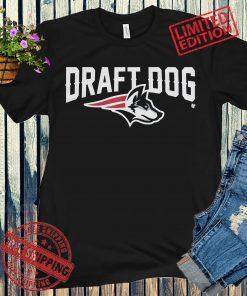 Draft Dog T-Shirt + Classic - New England Football