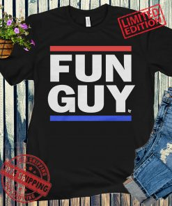 Fun Guy Los Angeles Shirt Unisex, Basketball