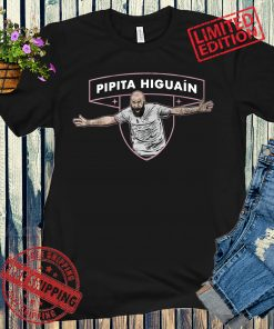 Gonzalo Pipita Higuaín Miami Tee Shirts