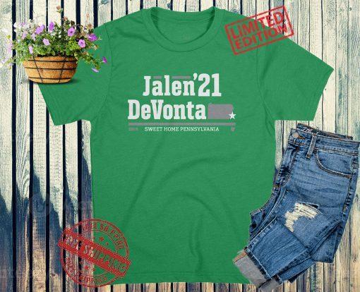 Jalen-Devonta '21 Shirt + Unisex - NFLPA Licensed