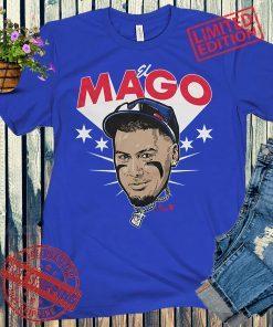 Javier Baez El Mago Shirt Baseball, Chicago - MLBPA