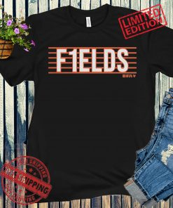 Justin Fields F1ELDS Shirt
