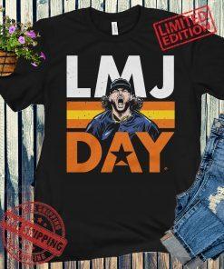 Lance McCullers Jr. LMJ Day Houston Shirt