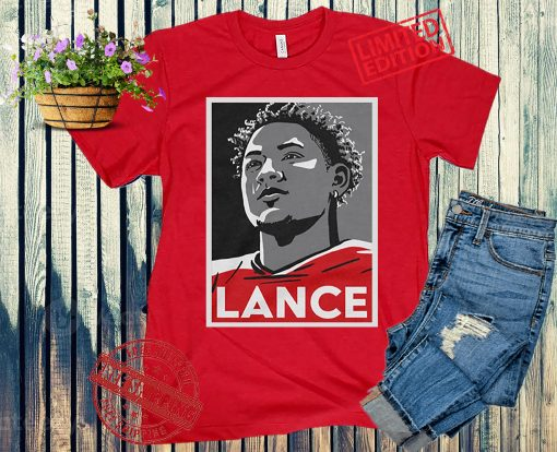 Lance Shirts Trey Lance The Bay