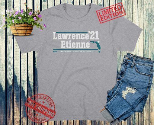 Lawrence-Etienne '21 Shirt + Unisex - NFLPA Licensed