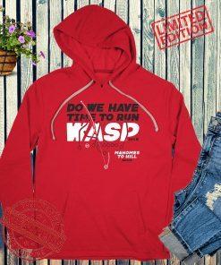 Mahomes to Hill, Run Wasp Shirt Unisex, NFLPA Licensed