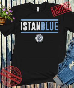 Manchester City Istanbul The European Cup T-Shirt