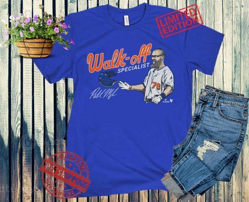 NY Walk Off Specialist Apparel Shirt Patrick Mazeika