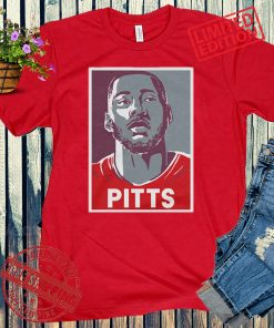 PITTS Shirt + Unisex, Kyle Pitts - NFLPA Licensed
