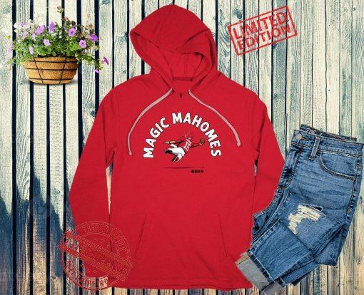 Patrick Magic Mahomes Tee Shirt