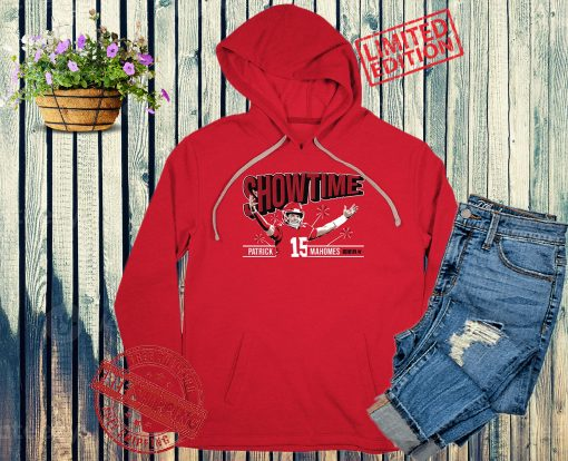 Patrick Showtime Mahomes T-Shirt Official Licensed