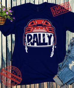 Rally Helmet T-Shirt Washington - Hockey