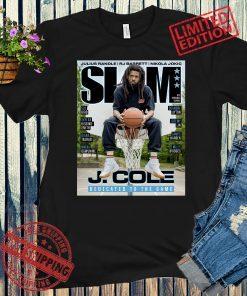 SLAM J. Cole - June July 2021 Official T-Shirt