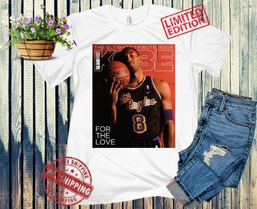 SLAM Presents KOBE, The Ultimate Tribute Issue Shirt
