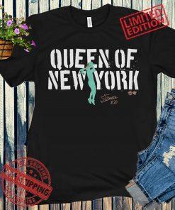 Sabrina Ionescu Queen Of NY Shirt Women's Basketball