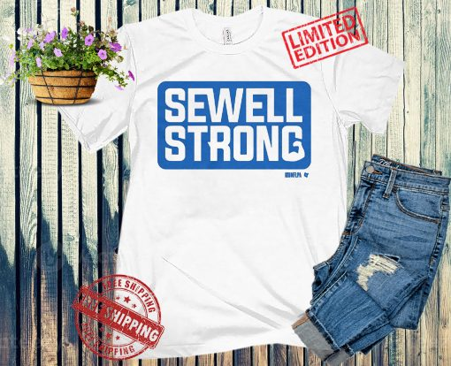 Sewell Strong T-Shirt Classic, Penei Sewell - NFLPA Licensed