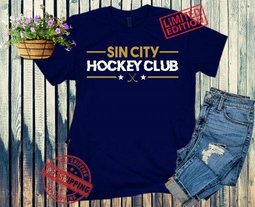 Sin City Hockey Club Team Shirt
