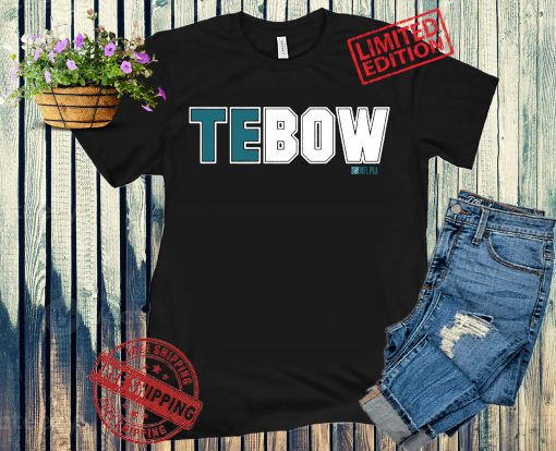 TE Tebow T-Shirt Tim Tebow - NFLPA Licensed