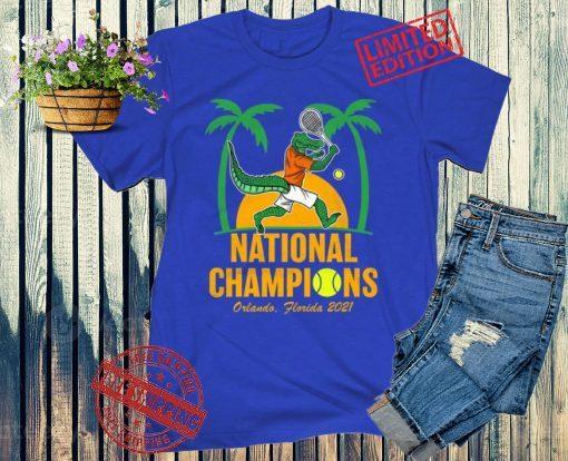 TENNIS CHAMPIONS FL TEE SHIRT