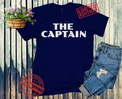 The Captain T-Shirt Classic Bronx Baseball