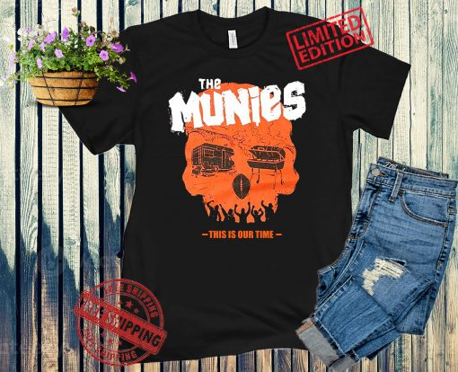 The Munies Cleveland Football This Is Our Time Shirt